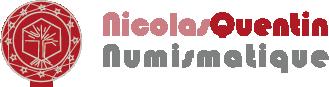 Nicolas Quentin Numismatique